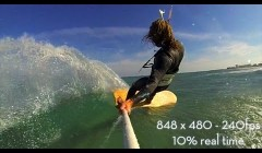 Conseils Gopro 3hd slowmo