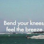 bend your knees