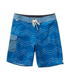 Boardshort Reef alifloral Blue