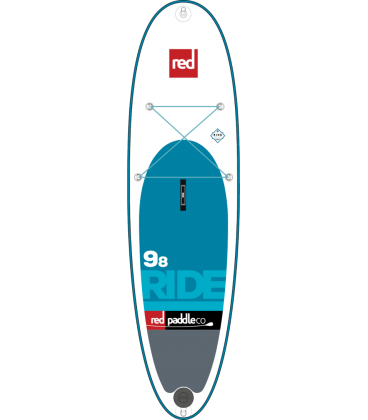 Sup RED PADDLE Ride 2017