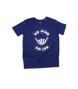 Tee Shirt Arnone No Wind No Life 2