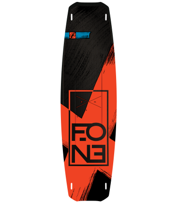 Planche F-One Trax HRD Carbon 2017