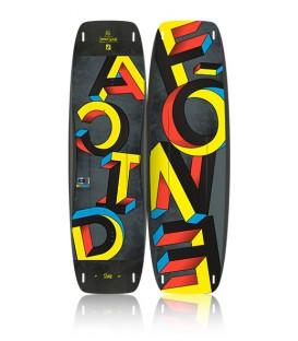 Planche F-One Acid HRD Carbon 2017
