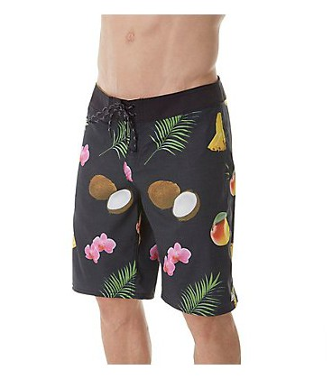 Boardshort Reef Tarpon Black