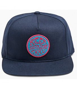 Casquette Reef Psychedelic Hat Navy