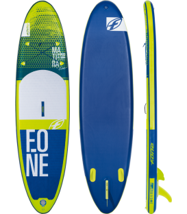Sup gonflable F-One Matira Pro All Round 2018