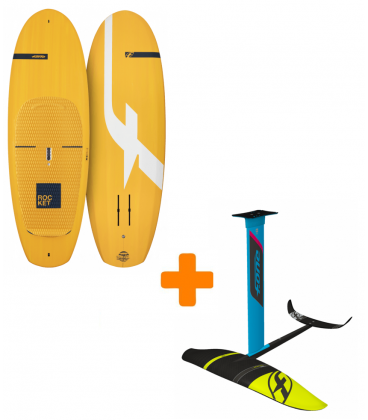 Sup Foil F-one Rocket Sup Bamboo 2019