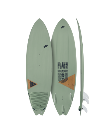 Planche F-One MituBamboo 2020