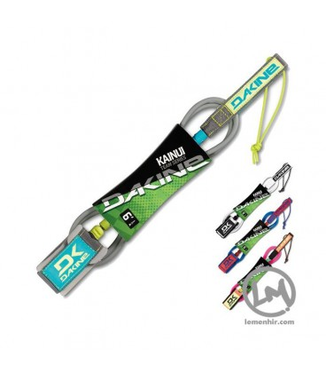 Leash de surf DA KINE kanui team