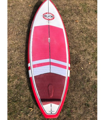 Sup 2016/17 Bic Wave Pro 8'2