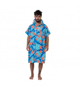 Poncho After HAWAIIAN - DEEP SEA