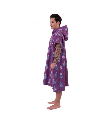 Poncho After PINEAPPLE - PURPLE