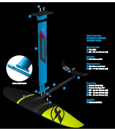 Kitefoil F-one Gravity 2200 2019