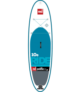 "Sup RED PADDLE 10'8"" ride"