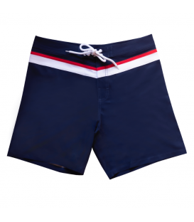 Boardshort Saint Jacques Blue Line