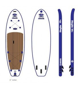 "Sup gonflable Surfpistols DINGHIE SNSM 10'6"" PACK"