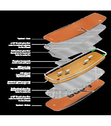 Planche F-One Trax 2021