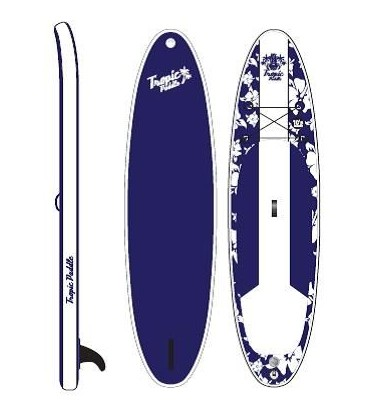 """Sup Paddle gonflable Troppic Paddle 10'5"""""""