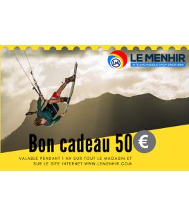 Bon Cadeau Le Menhir 50€
