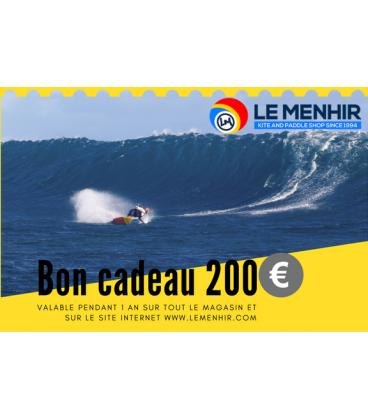 Bon Cadeau Le Menhir 200€