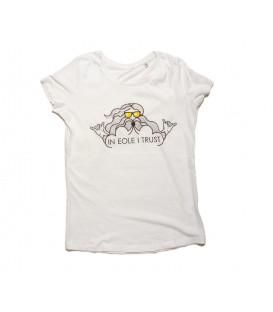 Tee Shirt Arnone Women in Eole I Trust